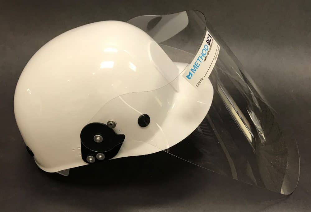 METHOD BC1 Bump Cap Face Shield