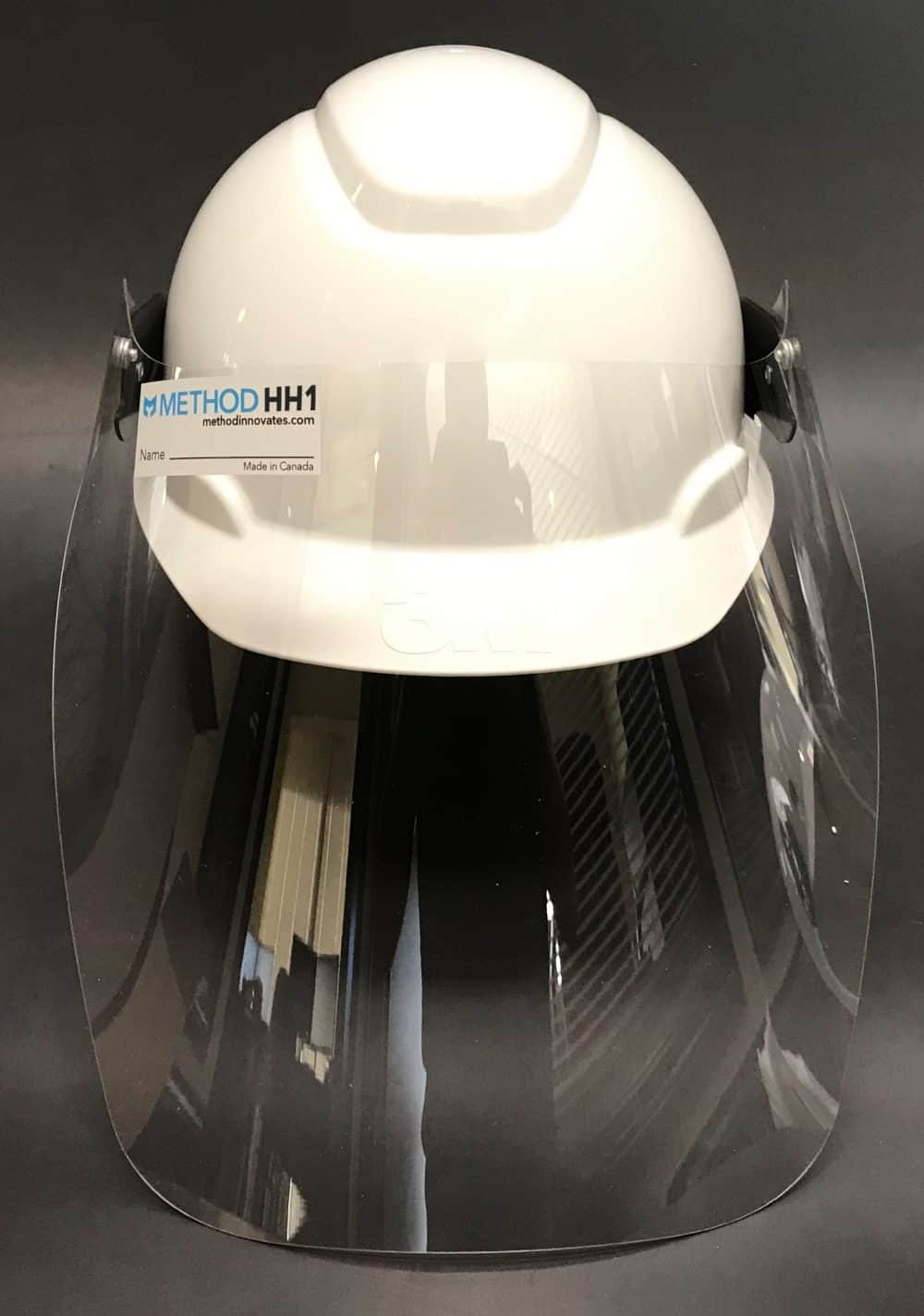 METHOD HH1 Hard Hat Face Shield